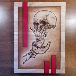 Skull & Hand