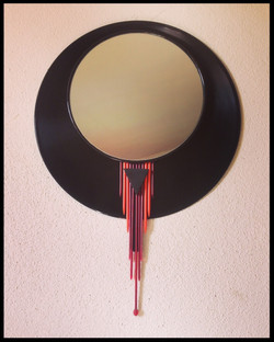Miroir Vinyle