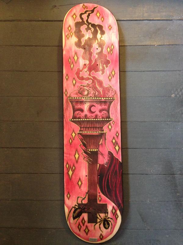 Planche de skate Graal
