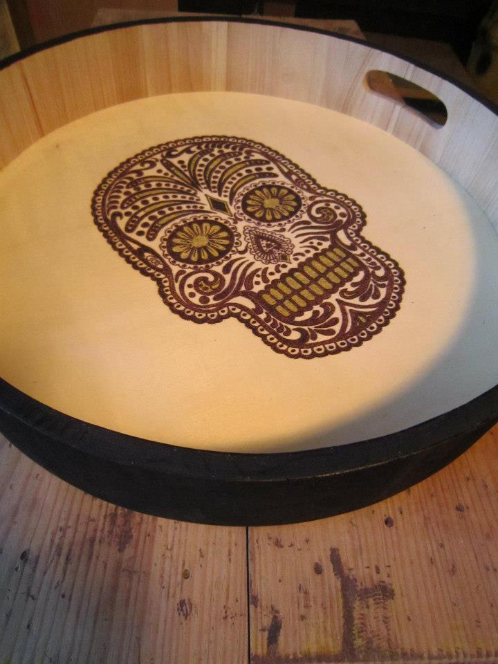 Plateau Skull
