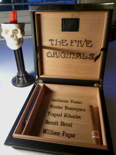 The five originals