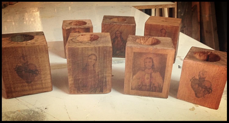 Contenants en bois