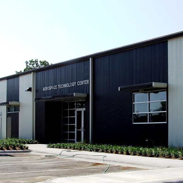 Pulaski Tech College Aviation Facility