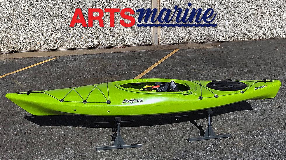 Feel Free Kayaks - Aventurea - Lime green