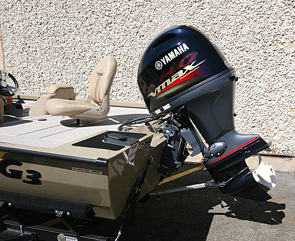 G3 - Sportsman 1710 - Sahara Tan - $27,500