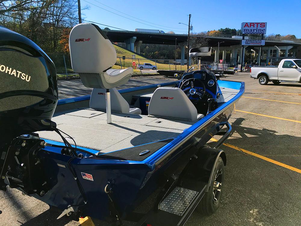 2021 Alumacraft Pro 175 - $23,100