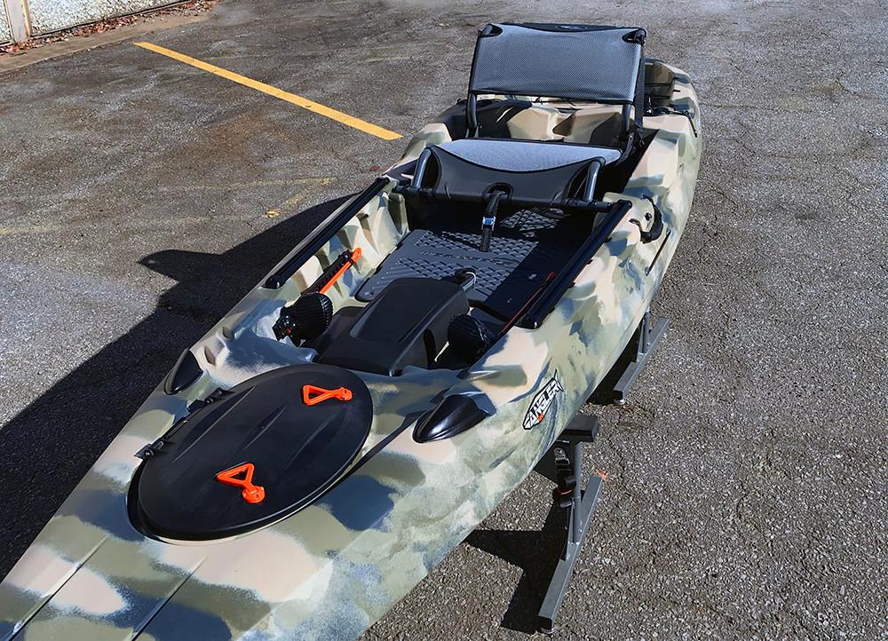 Seastream Kayaks - Angler - $824