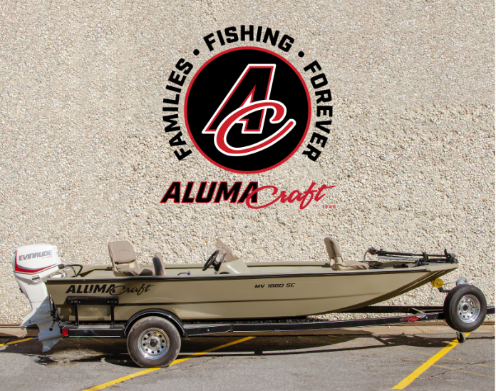 2020 Alumacraft MV 1860 AW - $22,000