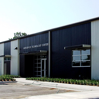 Pulaski Technical College Aviation Facili