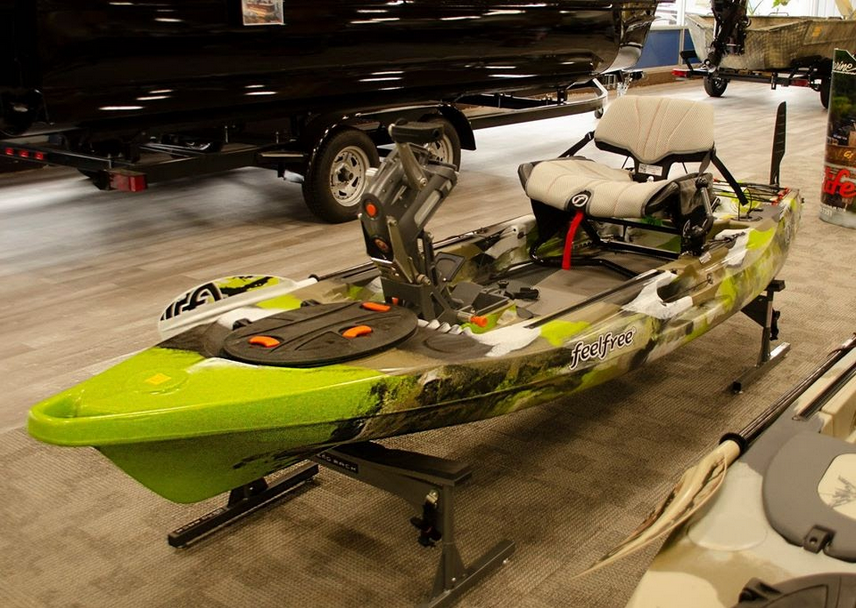 Feel Free Kayaks - Lure 11.5 OD 8B - $1,899