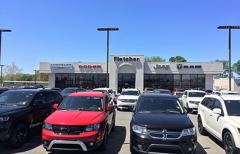 Fletcher Auto Dealership