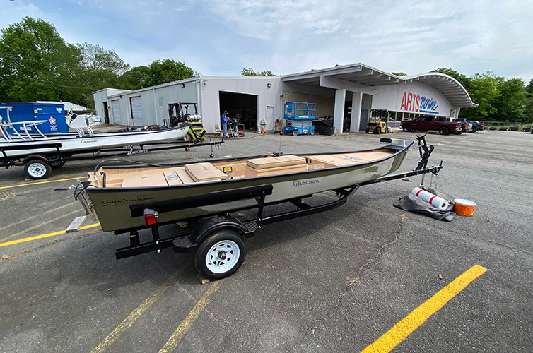 Gheenoe - 2020 Low Tide 25 - $8,800