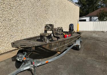 2021 G3 Gator Tough 16DK - $15,000
