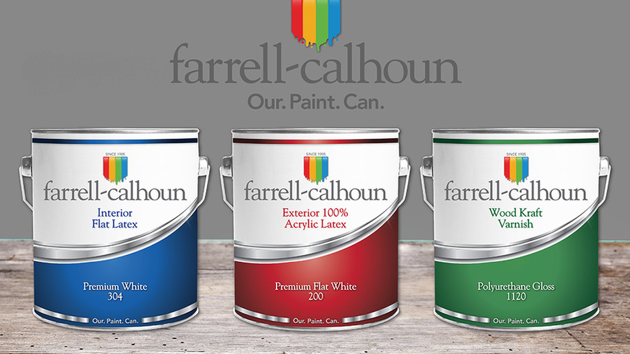 Farrell Calhoun print marketing
