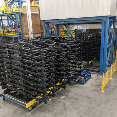 Automotive Truck Frame Manufacturer