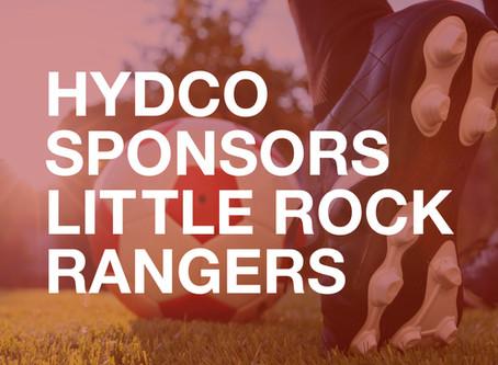 Hydco Sponsors Little Rock Rangers