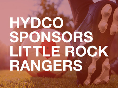 Hydco Sponsors Little Rock Rangers