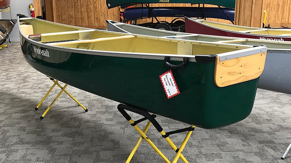 Wenonah Canoes - Backwater - Green
