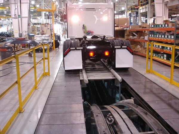 Flat Top Conveyor