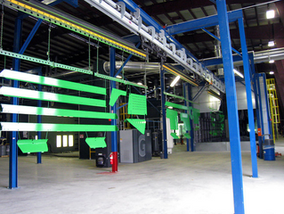 Improve Productivity and Efficiency in your Facility with Power and Free