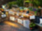 Supreme Fixture Home chef outdoor kitchen