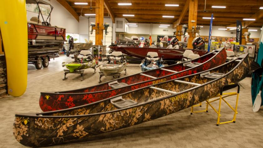 Buffalo Canoes - Prospector