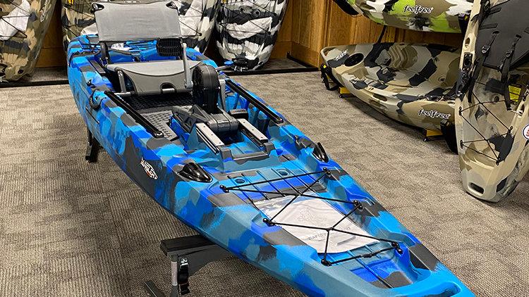 Seastream - Angler 120 PD