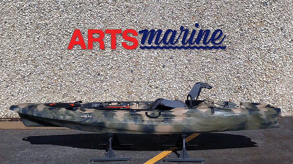 Seastream Kayak - Angler - Camo