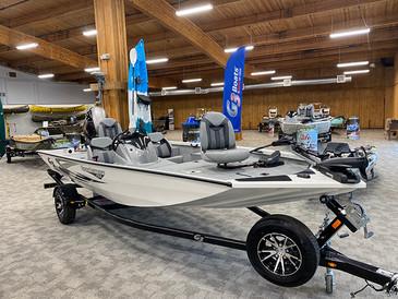 2021 G3 Boats Sportsman 1710 - $27,300