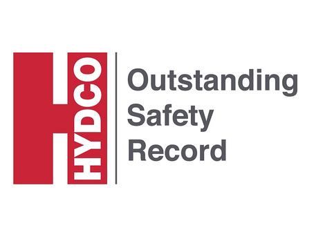 Hydco Receives AGC Safety Award