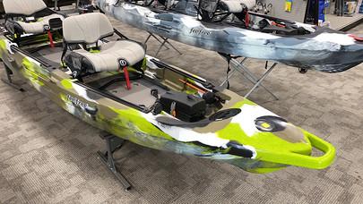 Feel Free Kayaks - Lure 2