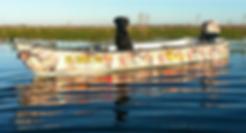 Gheenoe boat