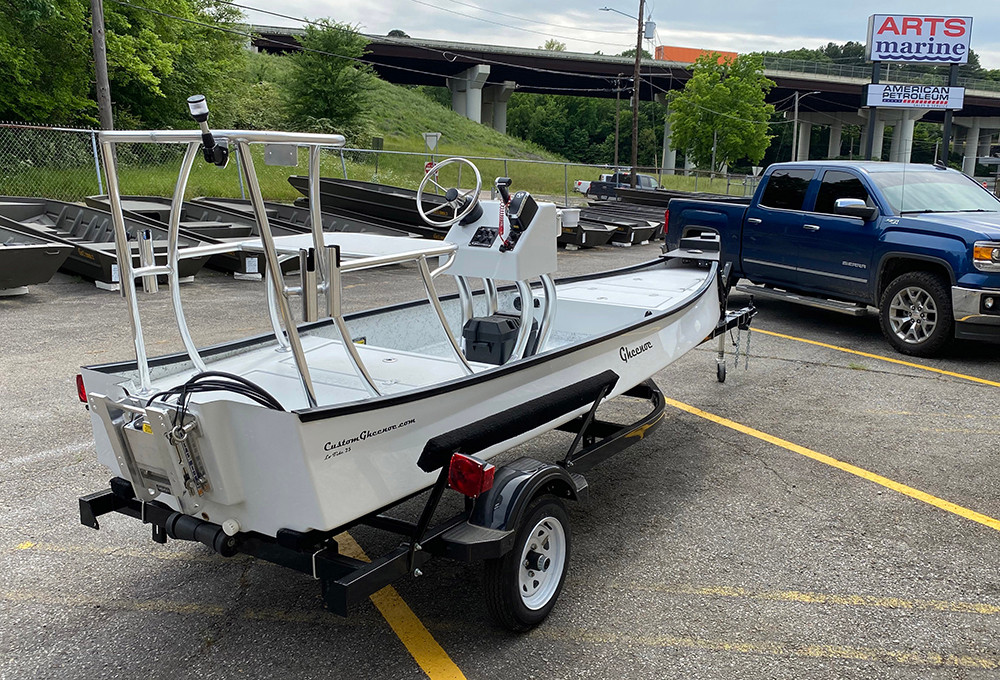 Gheenoe - 2021 Low Tide 25 - $12,000