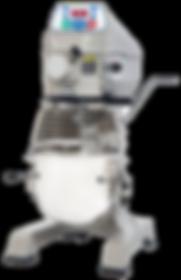 Commercial globe mixer