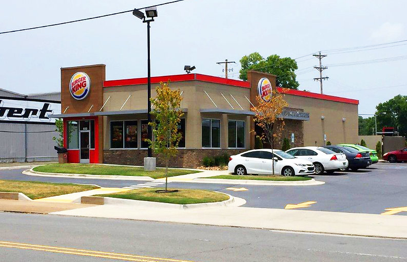Burger King - Arkansas