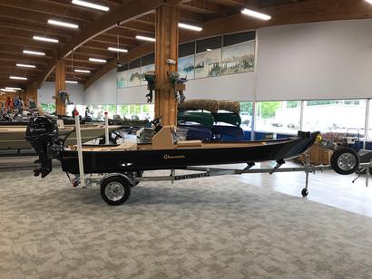 Gheenoe Low Tide 25 - $15,350