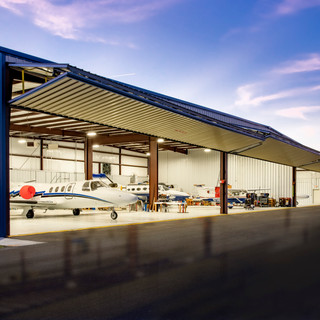 North Little Rock Airport Hangar