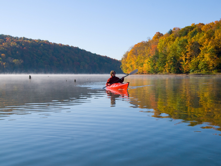 How To Prepare for Fall Kayaking