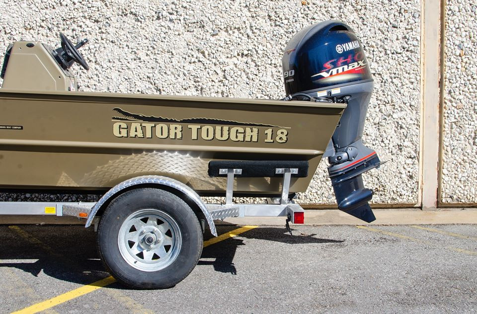 2020 G3 Boats gator tough 18 cc - $24,099