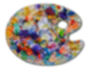 artist-palette-with-colorful-paint-spots