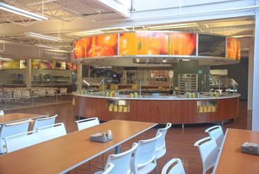 ATU Chambers Cafeteria