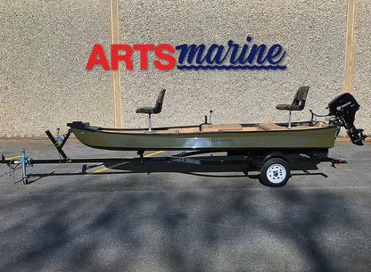 Gheenoe - 2021 Tide 25 Stick Steer- $12,600