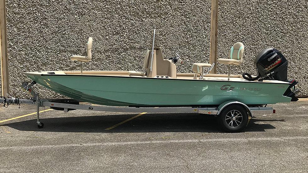 G3-Bay 20 DLX Seafoam