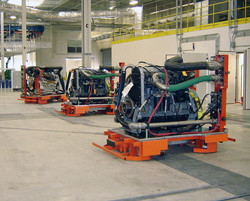 Engine Manufacturing Facility