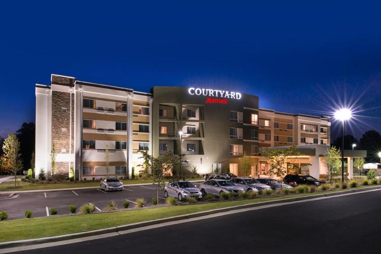 Courtyard Marriott - Hot Springs