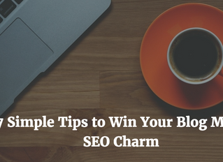 7 Simple Tips to Win Your Blog More SEO
