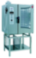 Convotherm large scale steamer for institutional kitchen