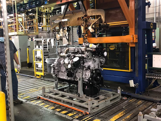 Project Spotlight: Truck Engine Manufacturing Facility