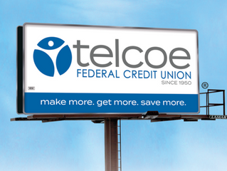 Telcoe Federal Credit Union's New Look