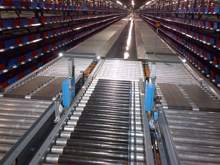 conveyor and sortation systems